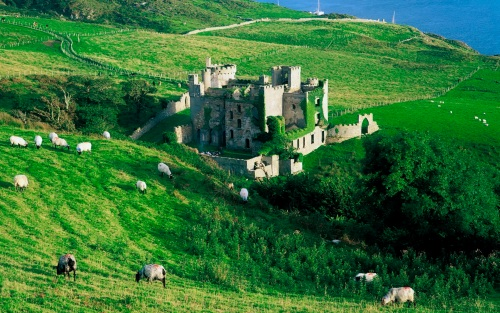 Castle in Ireland