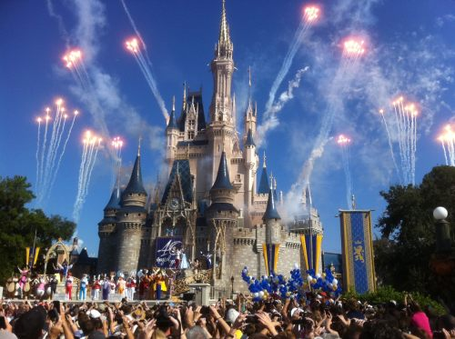 Disney World, Orlando, Florida